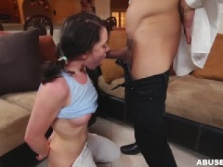 Petite Teen Ryland Ann Loves it Rough (am14990)
