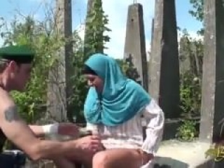 Hijabi Woman who loves to obey men