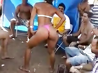 bitch girl in orgy