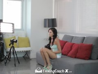 HD – CastingCouch-X Hot Ariana Marie wants to fuck on the casting couch