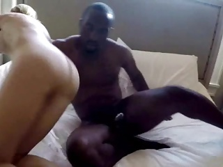 Another Clip of his Wife with Her BBC