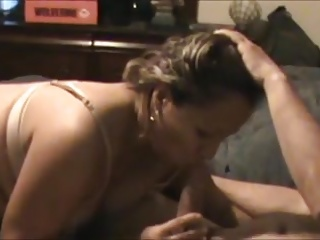 Husbands lets boss fucks his slut wife while he watches