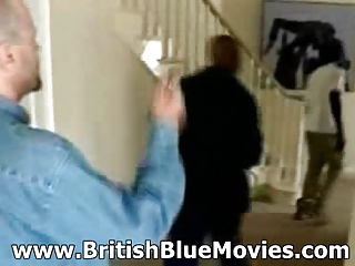 British Pornstar Donna Marie gets Gang Banged