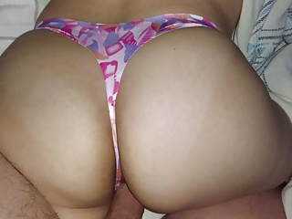 LULLABY THONG!! BIG ASS!!