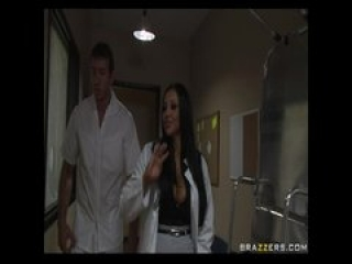 Big tit Hot Pornstars Audrey  Madison get fucked in a psychiatric ward