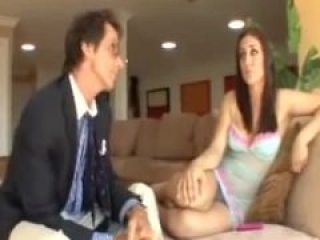 Gracie Glam Fucks Her Stepdad.flv