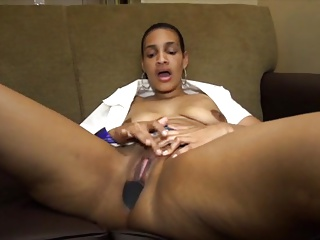 Redbone Teen Taking Dick