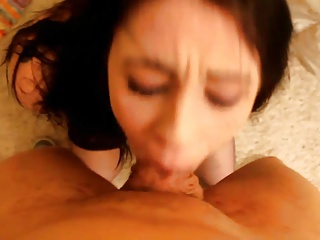 My Girl Gets Face Fucked And Facialed