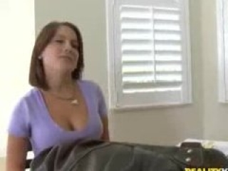 Amateur gets fucked on the casting couch