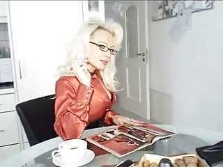 Smoking Domme – 3