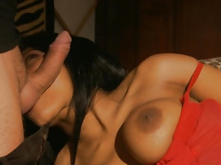 NI 4-5 – Anal for black girl in fishnet