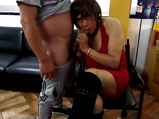 SECRETARY PRACTICING IN ORGY ANAL PENETRATION DOUBLE
