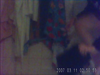 Hidden cam of A friend as she takes a shower -3-