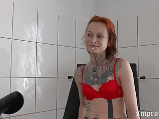 Presentation, the Clinic, cheeky slut Joker's Harley Quinn.