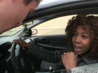 Misty Stone Cum Eating Cuckold