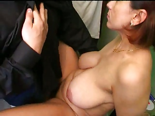 Russian Amanda's Gangbang, (Preview)