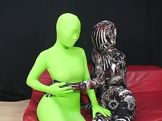 Vacbed Zentai Breathplay