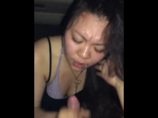Car Sex with my Asian Girlfriend