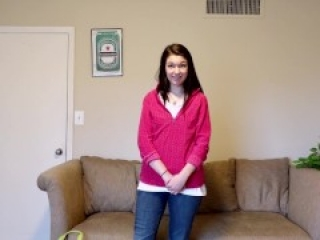 Backroom Casting – She loves to give head