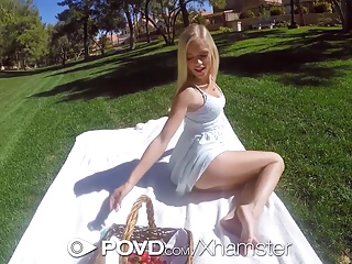 POVD – Sexy HOT girls fucked POV style