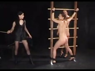 Caned for Disobedience