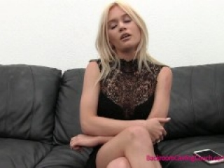 Big Tit Blonde Nurse Student Creampie Audition