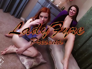 Mom and Aunt Mallory Sierra Play a Game Fauxcest  Lady Fyre