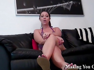 You will love being my cocksucking slave