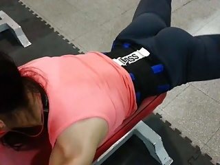 yes!!! fitness hot ASS hot CAMELTOE 9