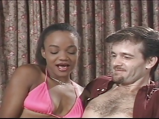 Young Ebony Sinnamon Love and Michael J Cox