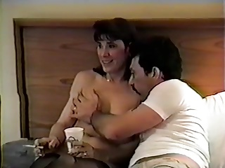 Hotwife Dee and Friend in a Hotel Orgy