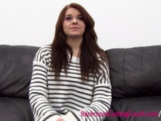 Amateur Teen Anal on Casting Couch