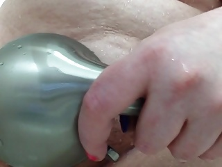High pressure on my pussy