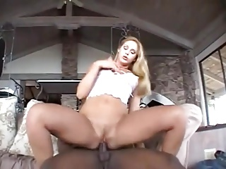 Raunchy Blonde Beauty Gets Fucked by BBC