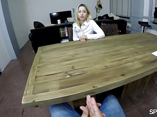 Spy Pov – Get used to fucking your boss