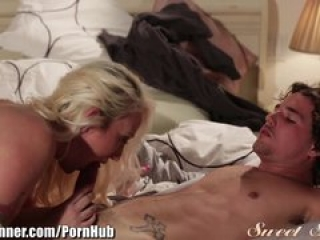 SweetSinner MILF fucks Son of Friend