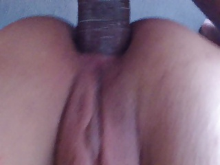 MILF anal fucking with ruber