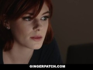 GingerPatch – Horny Ginger Teen Gets Creampied