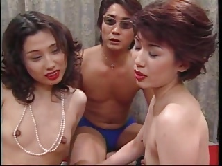 Amazing Japanese Orgy