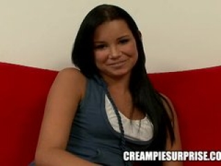 Tanner Mayes Creampie Surprise