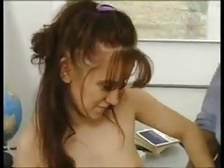 STP1 Very Cute Naive Schoolgirl seduced And Fucked !