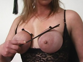 Self torture for the orgasm