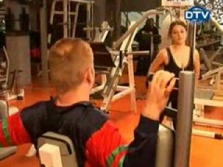 Funny video – tits in the gym