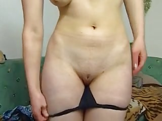 STeP daddy Arranges For His Ugly Girl To Get Her First Fuck!