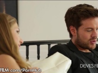 Teen Babysitter Sydney Cole Fucks for Job