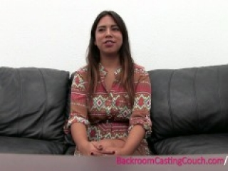 Mexican Teen Anal and Cum Swallow and Creampie