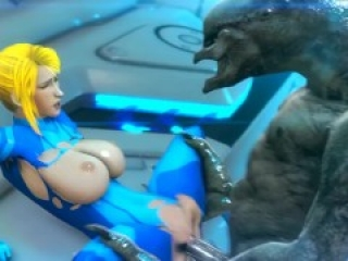 Monster's Sluts compilation 6 (Samus Aran only)
