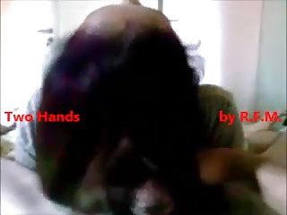 Hairjob Two Hands by R.F.M.