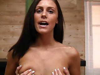 Busty Whitney Westgate Sucks and Fucks in POV