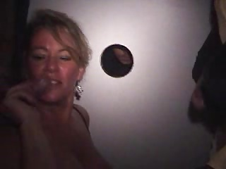 Nancy At the Gloryhole – I love this woman.
